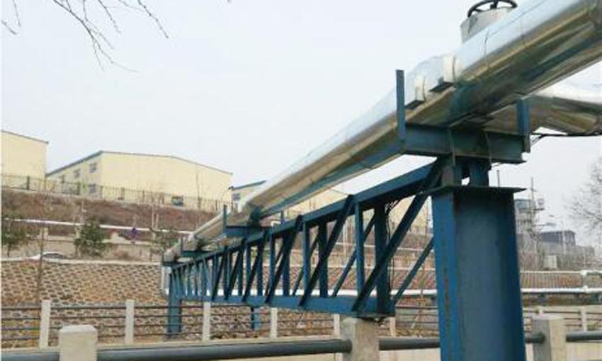 【MIS高温蒸汽管壳案例】中化泉州一期项目施工